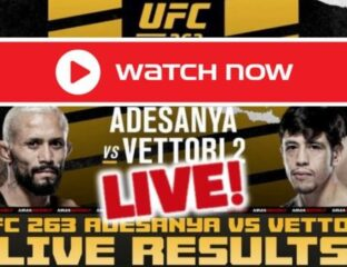It's time for UFC 263. Find out how to live stream the anticipated MMA fight online and on Reddit for free.