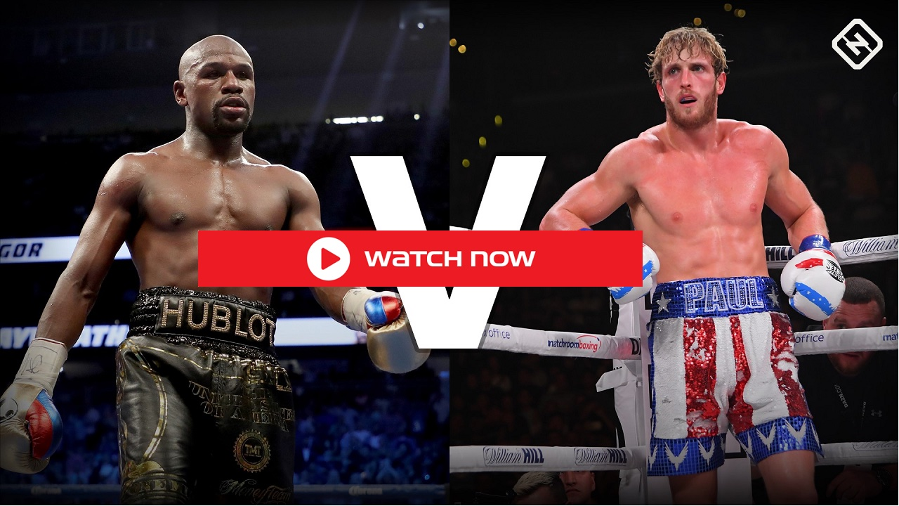 Floyd Mayweather vs Logan Paul: Undercard, prediction, full fight time, watch on reddit, ppv price, live stream free.