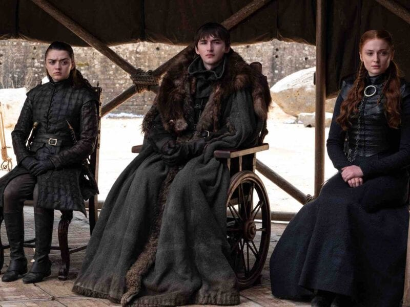 How does George R.R. Martin really feel about the ending of 'Game of Thrones'? Listen to what the author has to say about how the books by him differ.