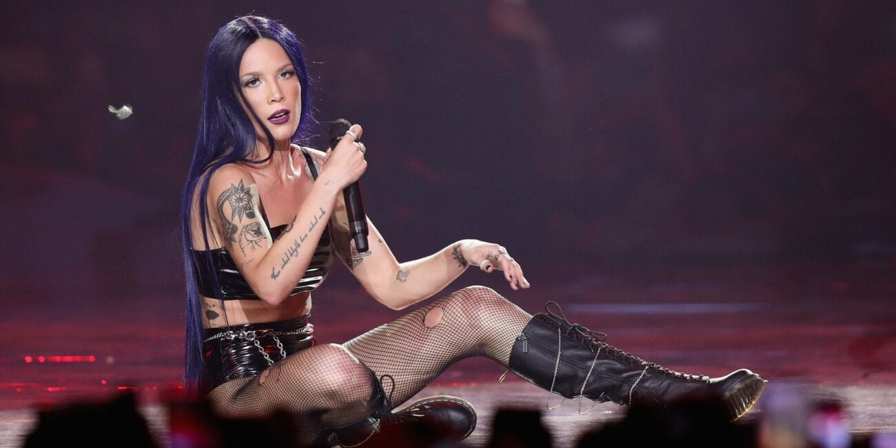 Why are the Insta followers of pop star Halsey celebrating big time today? Let's take a look at all the exciting details we know about so far here.