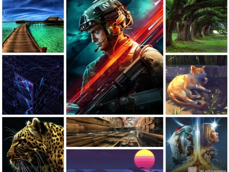 HD wallpaper is a very popular commodity online. Here are some tips on how to download all the different kinds here.