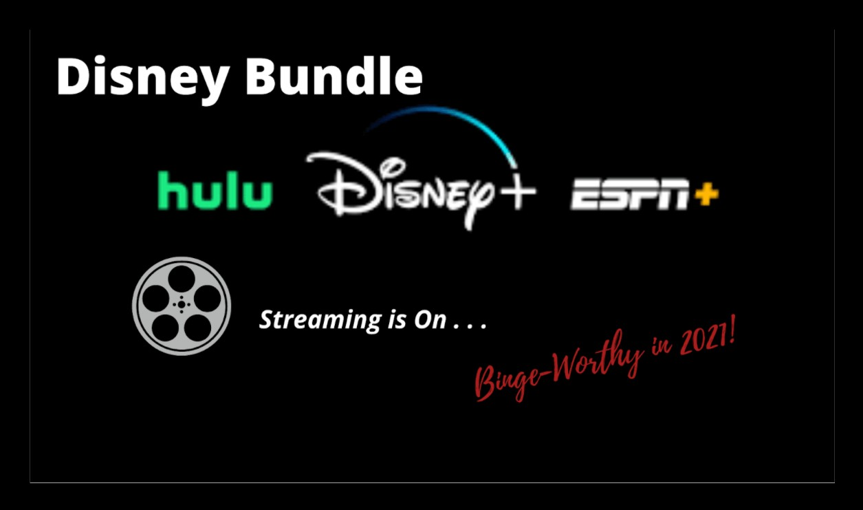 The Disney Bundle is an attractive offer for binge-watchers in 2021. You get a three-in-one package for a minimum of $13.99/month!