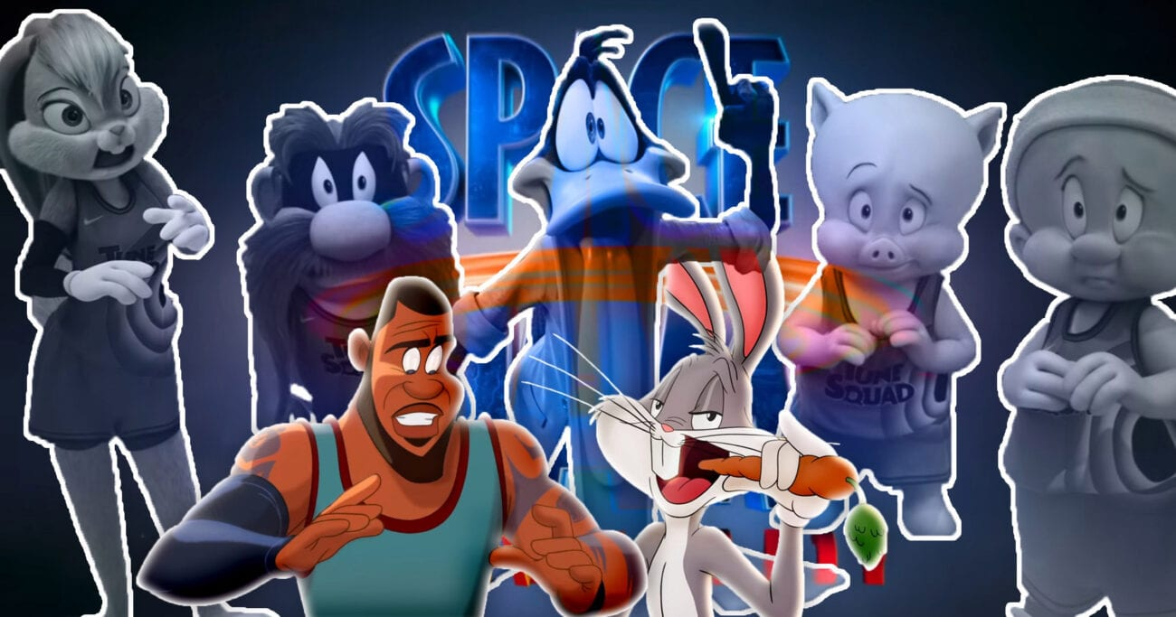 'Space Jam: A New Legacy' has just released a new trailer. How excited are we about this LeBron James-led movie? Simply out of this world!