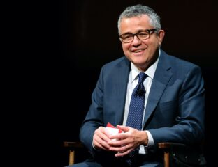 Eight months ago, Jeffrey Toobin was fired from The New Yorker after he masturbated on a Zoom call. Why is he back on CNN?