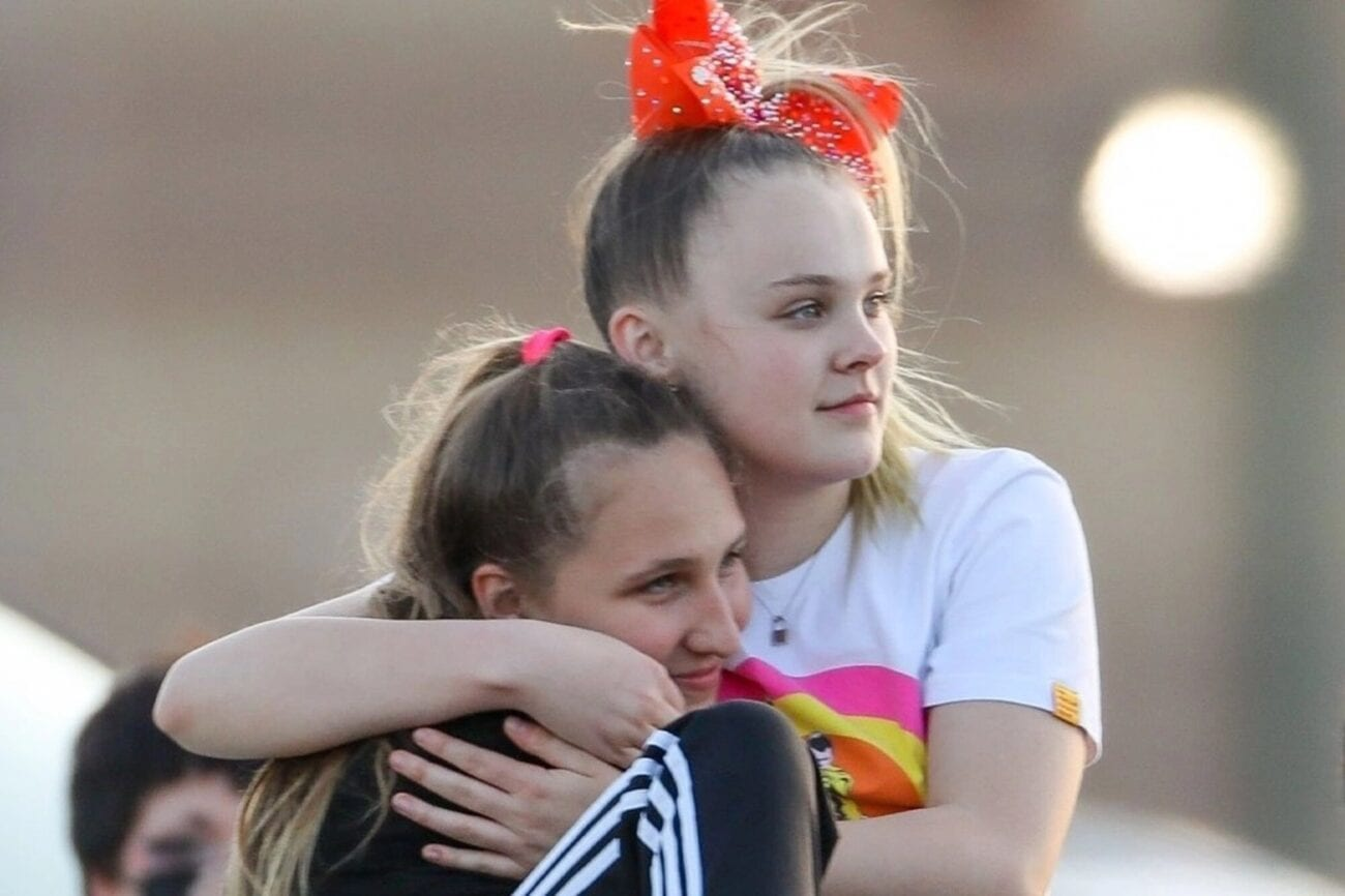 What is Jojo Siwa up to now that she's turned eighteen? Read all about her adorable relationship with Kylie Prew and how she's changing up her look here.