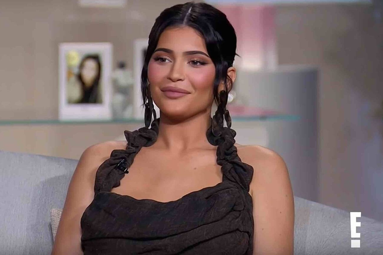 Kylie Jenner discusses her decision to get plastic surgery on the 'Keeping Up with the Kardashians' reunion special. Learn why she wanted bigger lips.