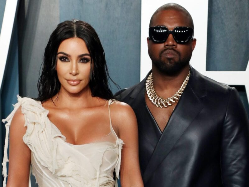Both Kim Kardashian and Kanye West seem to be taking their divorce well. So well, in fact, that West has begun dating supermodel Irina Shayk!