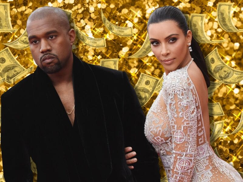 Kanye West has officially unfollowed his ex Kim Kardashian on Twitter, along with the rest of her family. How fast is the rapper's new love blooming?