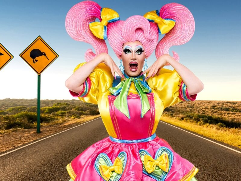 New Zealand's Next Drag Superstar has been crowned ladies! Get the tea from Kita Mean on what it took to get to the top of 'Drag Race Down Under'.