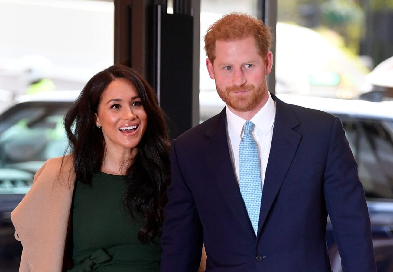 Is the Queen really that upset about Meghan Markle and Prince Harry naming their newborn daughter Lilibet Diana? Spilled tea? We'll clean it up.
