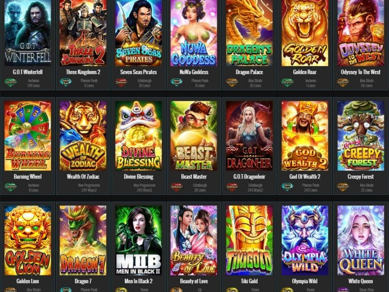 Live22 offers a slew of great slot game options. Find out how to master these slots with our beginner's guide.