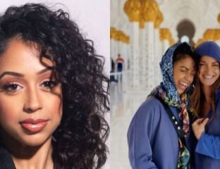 Liza Koshy has (possibly) come out on a new Instagram post. See Twitter's reaction to the news of the YouTuber's new girlfriend.