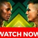 How to Watch Fight UFC 263 Live stream free online | Adesanya vs Vettori 2 Live Online fight date time and live stream options online.