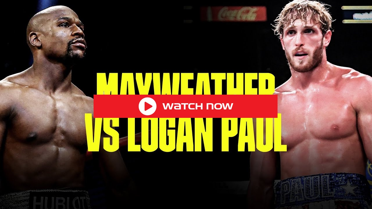 Here's the details you need on how to watch the free live stream Floyd Mayweather vs Logan Paul, including the date and all options online tv channel.