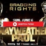 Here is a full guide on how to watch the free live stream Floyd Mayweather vs Logan Paul full fight online reddit.