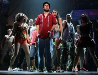 'In The Heights' is finally out! Can Lin-Manuel Miranda usher in a new golden age for musical films? Check out what he and his team have to say about it.