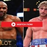 This is your chance to watch free mayweather vs logan paul live stream reddit on Fanimo PPV, Sunday, June 6, 2021 at 8pm EST.