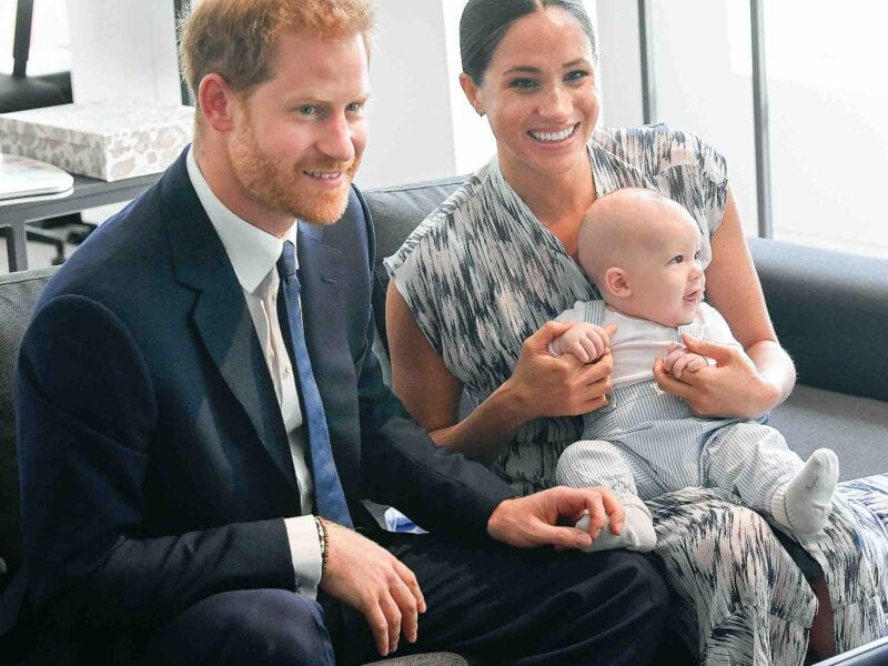Prince Harry and Meghan Markle welcome their second child into the world. Learn how they've been keeping in touch with other members of the Royal Family.