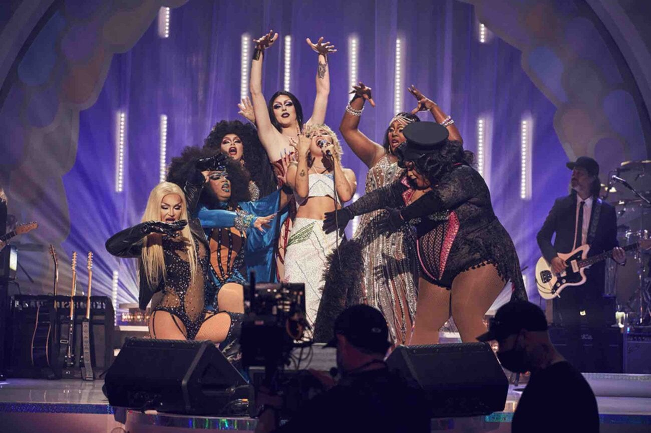 Miley Cyrus' Peacock concert special dropped in a haze of glitter and amazing musical musical numbers. Learn everything you can about the Pride show.