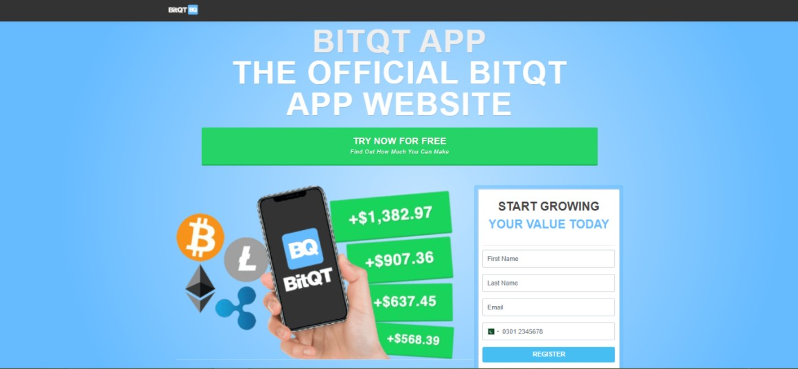 Bitqt Martin Lewis is a trading app for cryptocurrency. Learn more about the app and whether it works here.