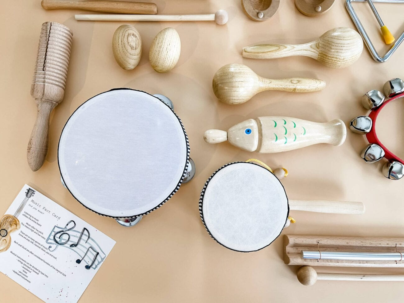 The Montessori method allows toddlers to improve cognition and brain function. Teach your child music the Montessori way to stimulate their development!