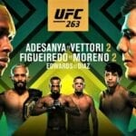 It's time for UFC 263. Find out how to live stream the anticipated UFC match online and on Reddit for free.