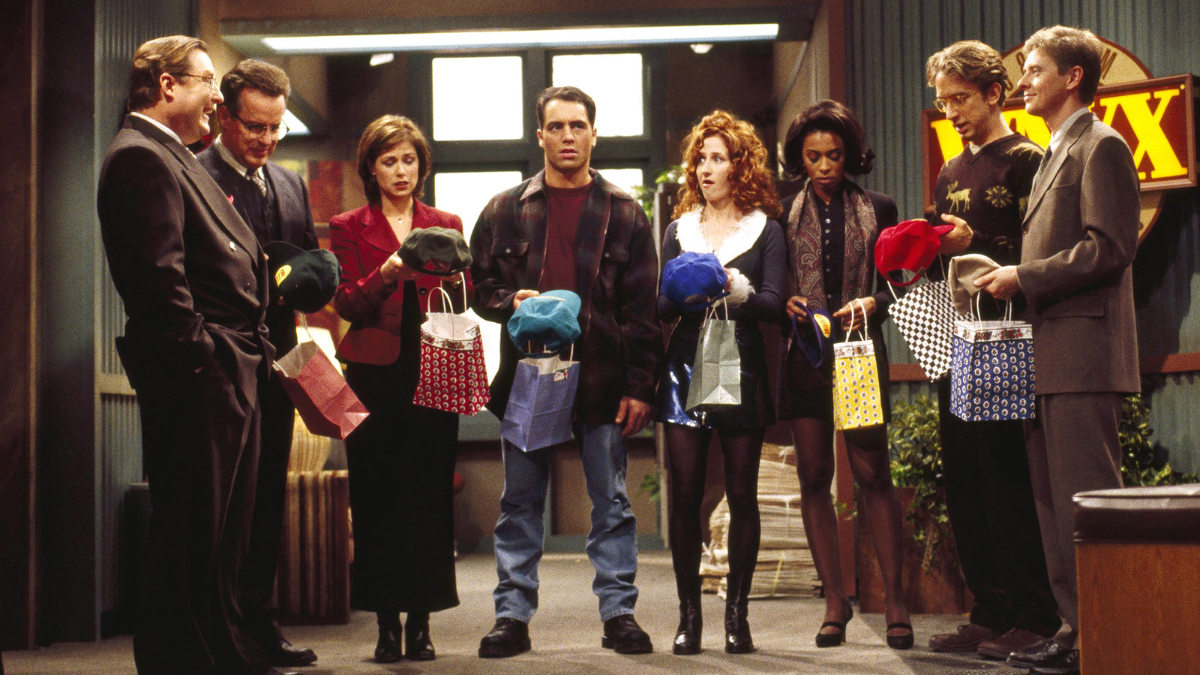 NewsRadio — a masterpiece that everyone has left behind. If you want to know more about why you need to watch this show.