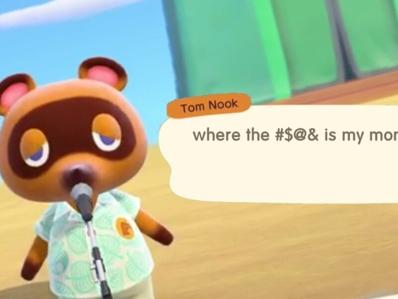 If you're a fan of 'Animal Crossing', then we're sure you're just as obsessed with the character Tom Nook as we are. Check out our fave Tom Nook memes here.