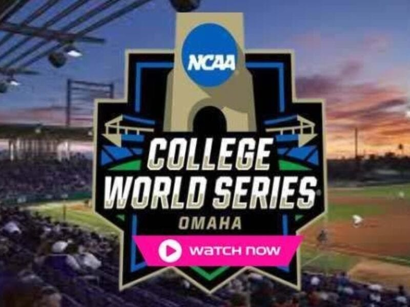 College baseball fans rejoice. Find out how to live stream the NCAA College World series online for free.
