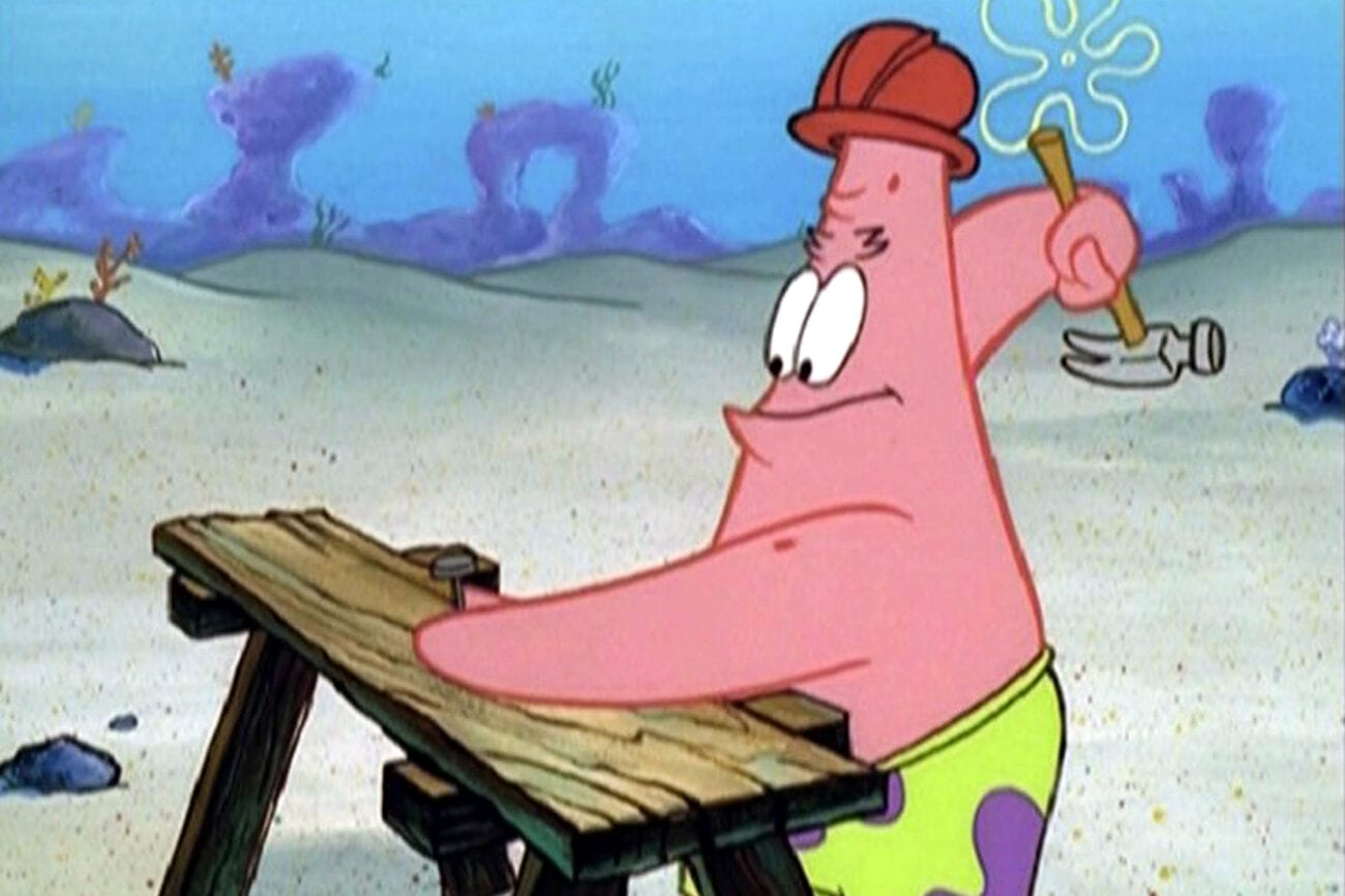 Many fans of 'Spongebob Squarepants' don't seem too thrilled about the upcoming 'Patrick Star Show'. Let's be angry together and check out the best memes!
