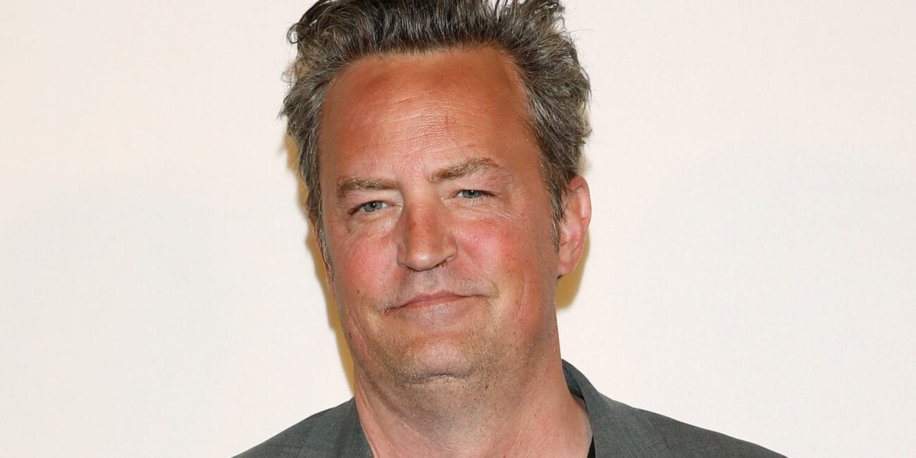 Could there *be* a bigger mystery than the reason behind Matthew Perry and his slurring in the 'Friends' reunion? Find out if it has to do with his age!