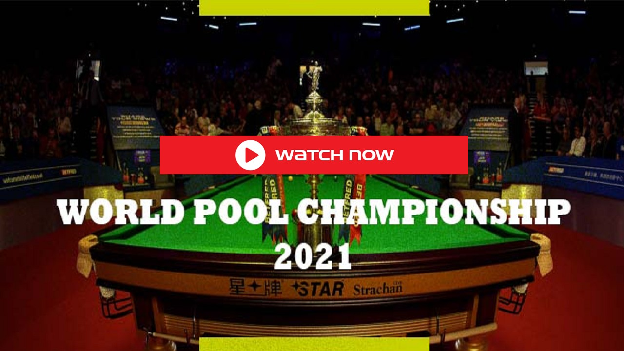 If you are looking for results to kick off the 2021 World Pool Championship Live Stream in Milton Keynes, Free to watch guide from England.