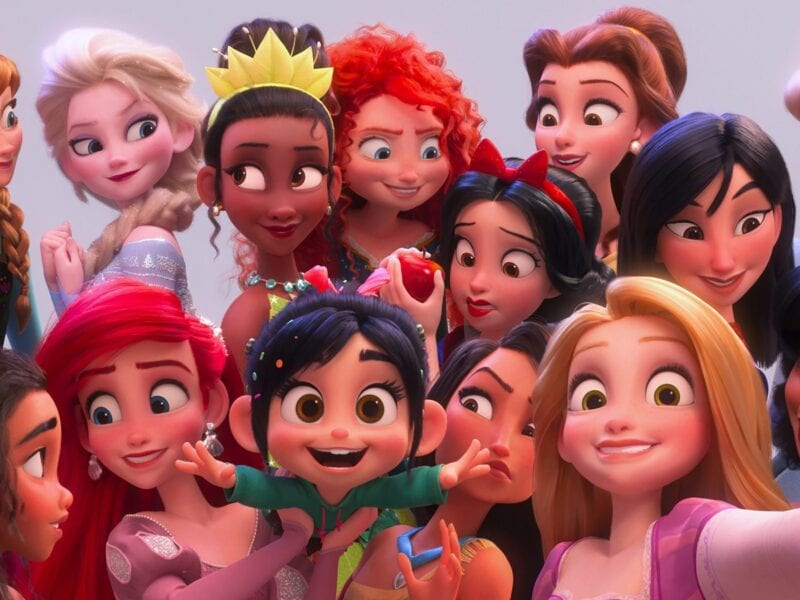 If you're in the mood for a nice dose of nostalgia, these are definitely the movies for you! Sing and dance along with these Disney princesses.
