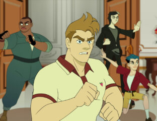 Netflix has a brand new animation series coming out at the end of this summer. Get ready for superspy action with the cast and crew of 'Q-Force'.
