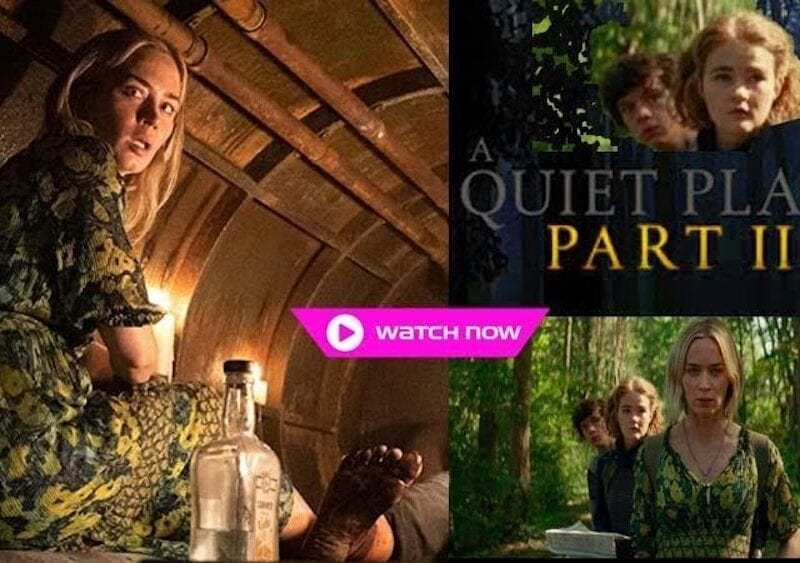 'A Quiet Place Part II' is finally releasing theaters nationwide. Here's how you can stream the latest blockbuster.