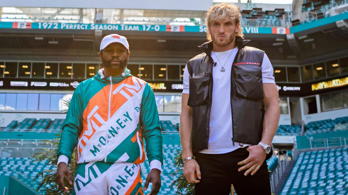 Floyd Mayweather is set for a blockbuster showdown with YouTuber Logan Paul. Watch the boxing match live now.