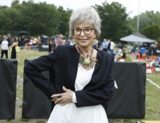'West Side Story' actress Rita Moreno was just a young girl when production decided to make her skin darker. Now she's an advocate for diversity!