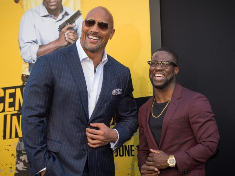 Movies starring Kevin Hart and The Rock bring together men from two different worlds to make comedy gold. Dive into the duo's most furious roles.
