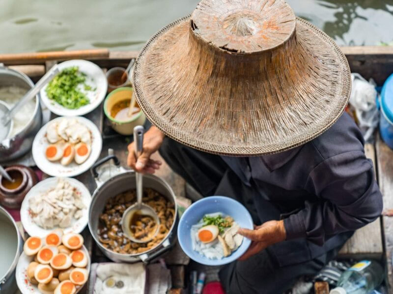 Thailand is renowned for its street cuisine. Here's a breakdown of what makes Thai street culture so unique.