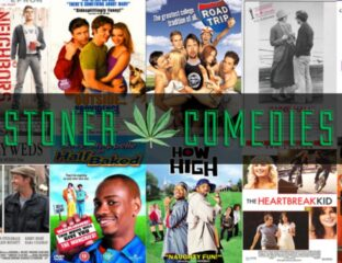 Some movies are perfect to kick back and watch. Here's a rundown of the best movies to view while high.