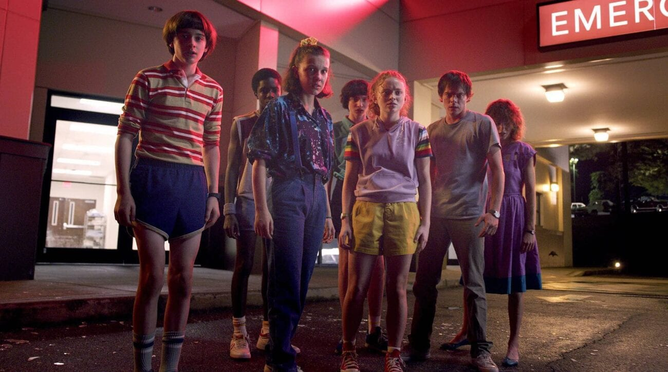 We know you're dying for more 'Stranger Things', and it could still be a while. Tide yourself over by watching the show's actors in other starring roles.