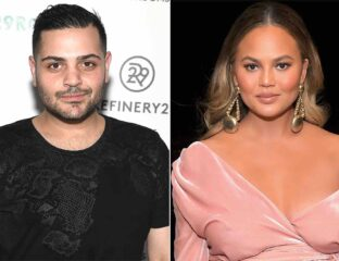 Chrissy Teigen says that Michael Costello's tweets about her are fake. Learn about the latest turn in the Twitter feud.