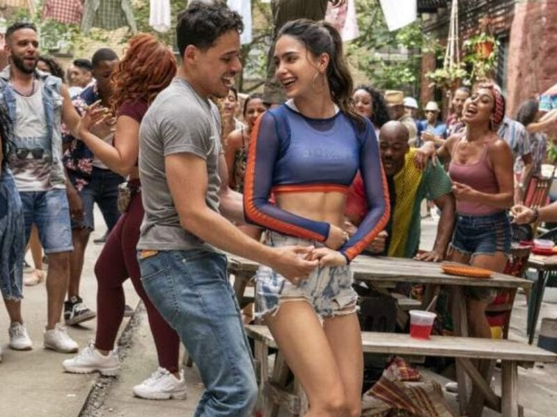 'In the Heights' is the new hit musical from Lin Manuel Miranda. Find out how to stream the colorful film online for free.