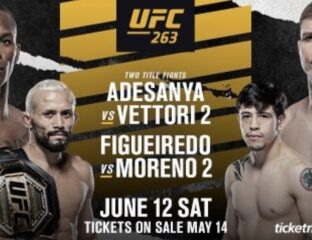 Edwards is ready to face Diaz. Find out how to live stream the anticipated UFC 263 match online for free.