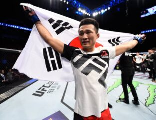 No. 4-ranked Chan Sung Jung takes on No. 8-ranked Dan Ige. Jung in this UFC fight night. Tune in via our live stream now.