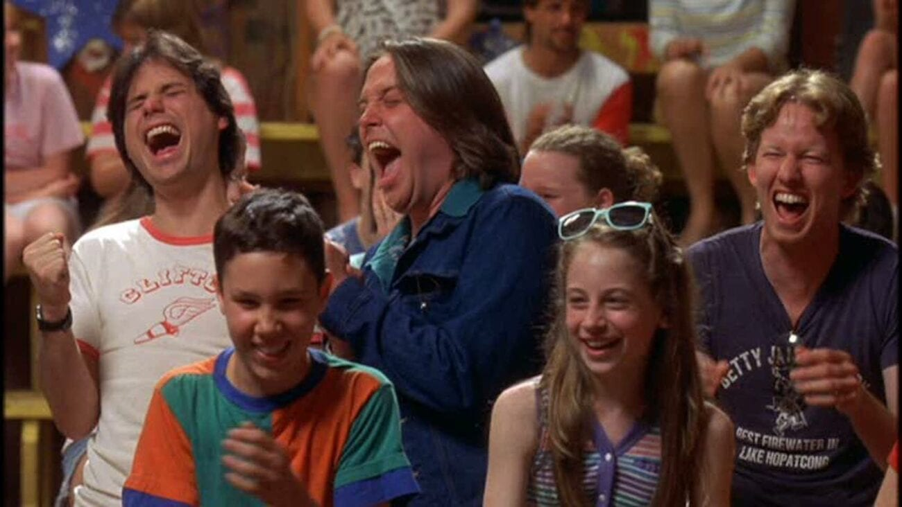 There are a slew of classic summer movies out there with a summer camp feel. The top on our list is 'Wet Hot American Summer'. Care to learn the rest?