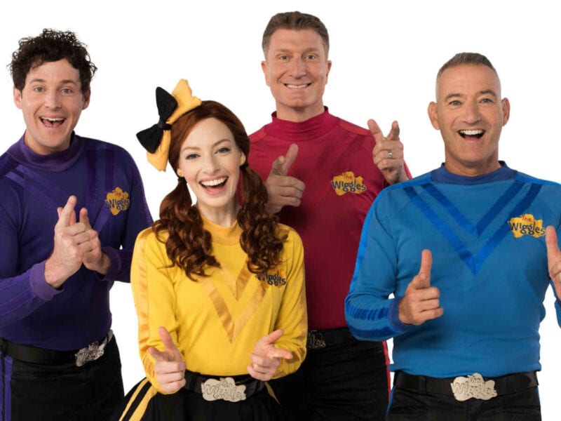 """It's time to take a trip down memory lane and reminisce! Do you still listen to """"Fruit Salad""""? Here are some of the most memorable Wiggles songs!"""