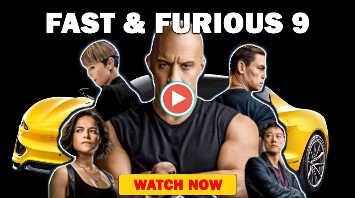 'Fast & Furious ' is back. Find out how to stream the highly anticipated blockbuster 'F9' online for free.