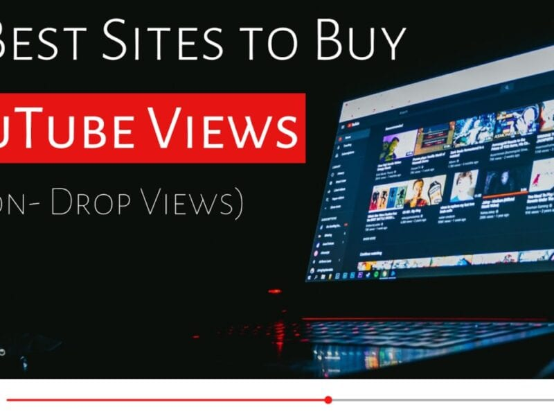 YouTube views can make or break a business. Find out how to buy tons more views by using different websites.