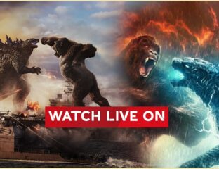 Legends collide as Godzilla and Kong movie the two most powerful forces of nature, Godzilla vs Kong how access online free streaming.